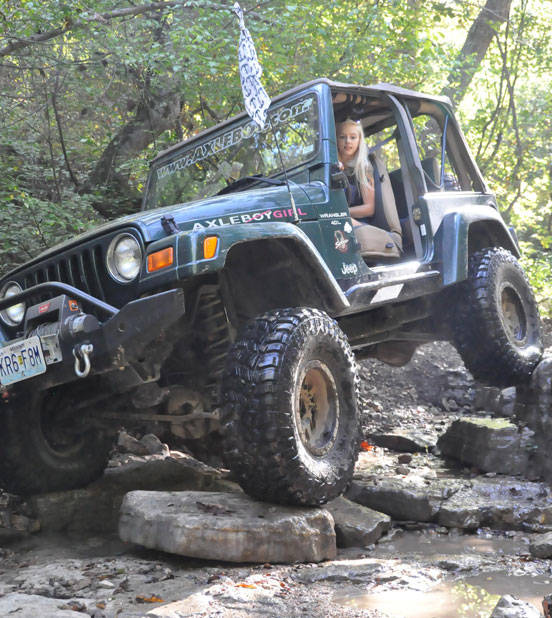 Axleboy Offroad
