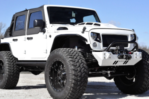 Regearing Your Jeep