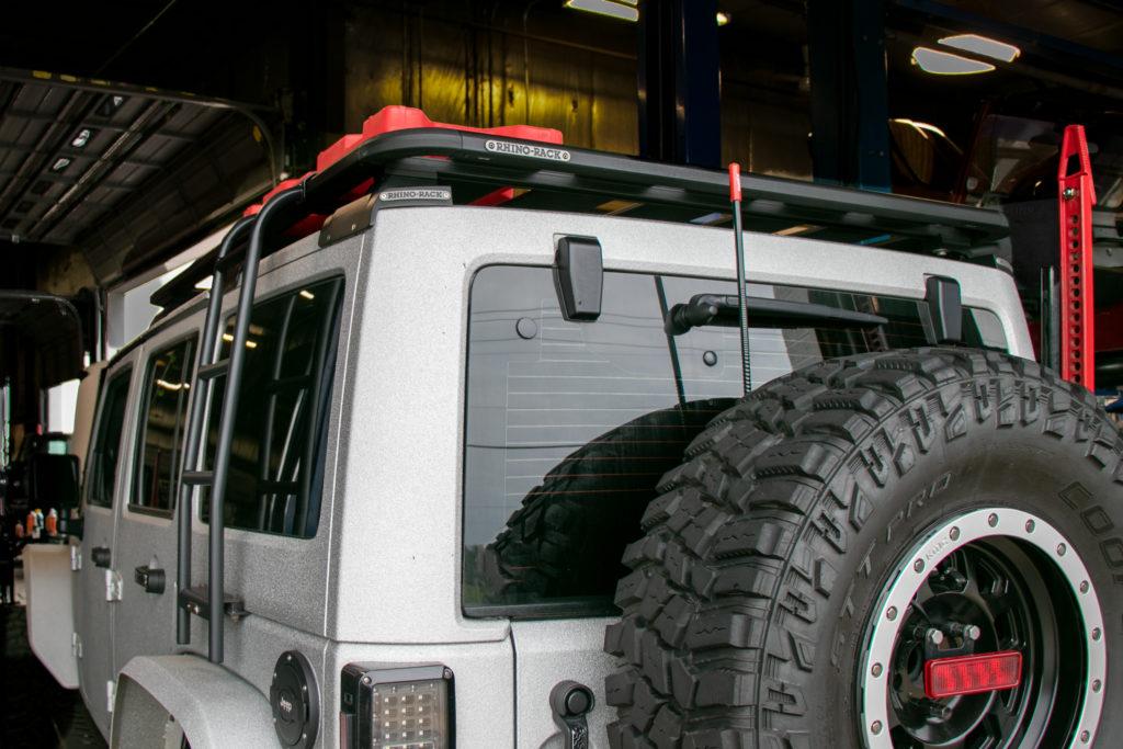 Jeep Racks